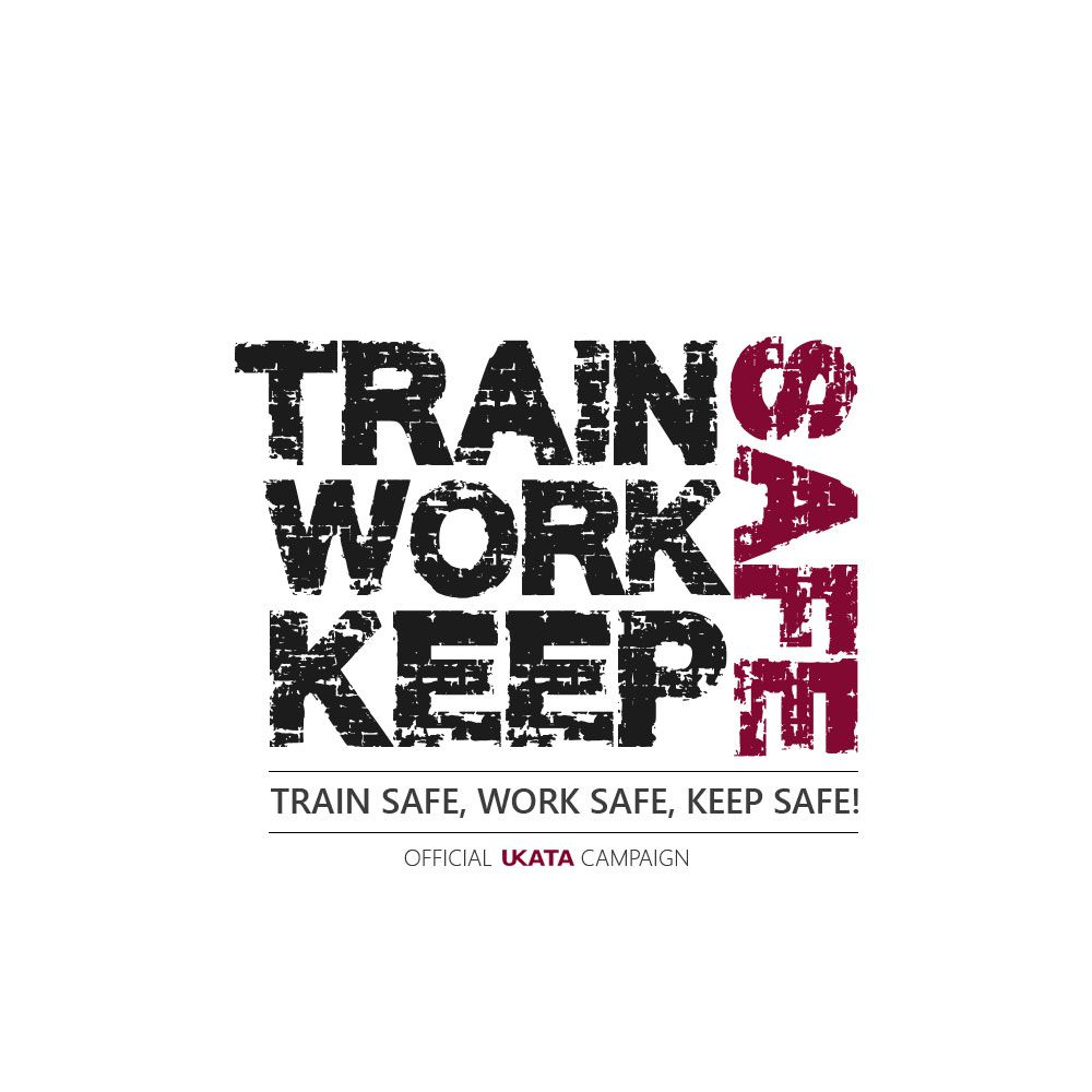 Train Safe Logo - WhiteBG 2017